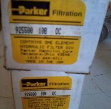 Parker 925580 10B DC  Filter 1 each