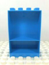 "Lego Duplo Item Cabinet 2x4 4"" Blue"
