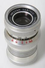 Isco Westar 100mm f4.5 lens - Exakta Mount