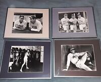 4 Brearley Collection (from negatives), Baseball Photos; Ruth, Gehrig, Mantle...