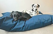 Super Strong Chew Resistant Waterproof Cushion Dog Beds. Tough Durable Washable