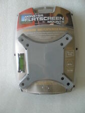 """Monster cable FLAST CREEN TV MOUNTS 100s Up to 24"""" Brand New"""