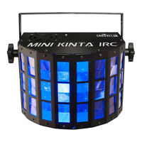 Chauvet Mini Kinta IRC High Power 3W LED Output Light DJ Disco Effect