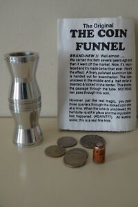 THE COIN FUNNEL