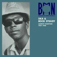 BMN SKA & ROCK STEADY: ALWAYS TOGETHER 1964-1968 [6/8] NEW VINYL