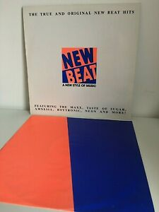 New Beat - A New Style Of Music - Vinyl LP Record
