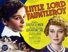 Film Little Lord Fauntleroy 1936 02 A4 10x8 Photo Print