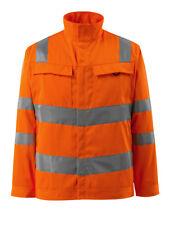 Mascot Bunbury high vis work site jacket Size L NEW & measured 16909-860-14