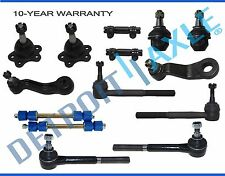 14pc Complete Front Suspension Kit for Chevrolet and GMC Truck 4x4 / 4WD