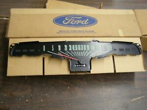 NOS OEM Ford 1970 1971 Torino Speedometer Odometer Dash Gauge