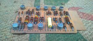 Vintage IBM Mainframe Computer SMS Card - Circuit Board