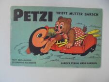 Petzi prende madre spigola Carlsen Verlag IMBUSTATO & geboardet stato 3