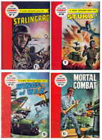COMBAT PICTURE LIBRARY Collection 69 issues on PC DVD Collection 1