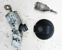 2005 > CITROEN C2 C3 IGNITION BARREL/ SWITCH & LOCK SET 1 x KEY BLADE