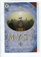 Myst #0 Book of the Black Ship Comic Book Dark Horse! FREE SHIPPING!