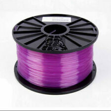 Purple, (Translucent), 1.75mm, PLA, 3D Printer Filament, 1 KG