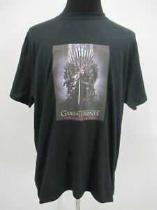 P5137 VTG Men's Game of Thrones Serie You Wind Or Die Character T-Shirt  Size XL