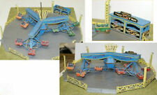 12 car Twister mixer grasscutter Funfair Q48 UNPAINTED OO Scale Models Kit