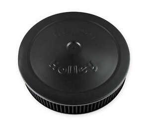 Holley 120-102B Air Cleaner 14 in. Black
