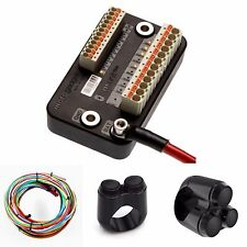 """MOTOGADGET M-UNIT Blue Cable Kit  Motone 2 & 3 Button Switches 7/8"""" Bar"""