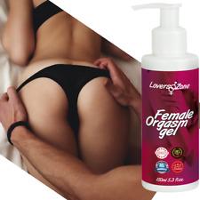 Female Orgasm Gel Longer Harder Sex Big Libido High Potency Lubricant for woman