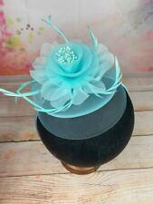 Fascinator Headpiece Hats Race Day Wedding Accessories Hat Millinery Saucer