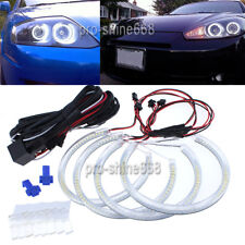 SMD LED Angel Eyes Halo Rings Kit FIT BMW E38 E39 E46 3 5 7 Series Headlight