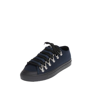 LEFT SHOE ONLY RRP €510 J.W.ANDERSON Canvas Sneakers EU40 UK7 US9 Made in Italy