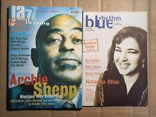 JAZZ THING - Nr.19/97 - ARCHIE SHEPP / WU-TANG CLAN / ERYKAH BADU  (DZ20)