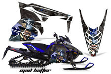 Yamaha Viper Graphic Sticker Kit AMR Racing Snowmobile Sled Wrap Decal 13-14 MAD