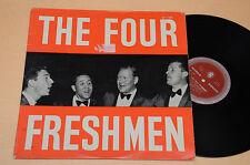 THE FOUR FRESHMEN LP SAME 1°ST ORIGINALE ANNI '60 LAMINATED OTTIME CONDIZIIONI