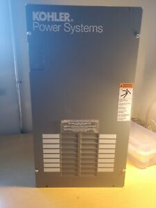 Kohler Power Systems RXT Series JFNA 0100b Transfer Switch