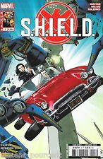 S.H.I.E.L.D. N°3 - Panini-Marvel Comics Octobre 2015