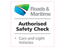 RMS Safety Check - Rego Renewal Pink Slip Inspection - YOUR ONE-STOP WORKSHOP!