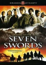 Seven Swords [New DVD] Dubbed, Repackaged, Subtitled, Widescreen