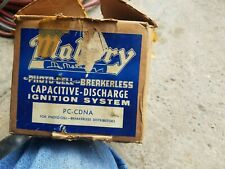Vintage Mallory Ignition System