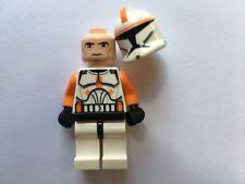 STAR WARS LEGO MINI FIGURE AUTHENTIC COMMANDER CODY NEW CLONE WAR GUNSHIP@@@@@@@