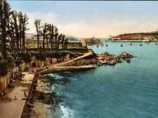 Ile De Tristan Douarnenez France Vintage A4 Photo Print