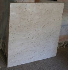 Granite Beige Slab Table Top With Tri Seal Protection 25 Square X 78 Thick