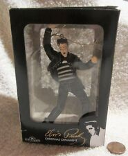 Kurt S Adler Boxed Elvis Presley Jailhouse Rock Christmas Ornament