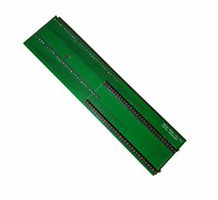 New Amiga 500 68000 CPU Processor Relocator Riser Adapter TF534 TF536 HC533 #781