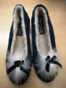 Womens Casual Slipper Ladies Comfort Quality Size UK 4 EU 37