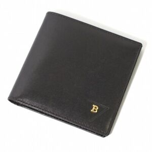 BALLY Leather Wallet(K-60725)
