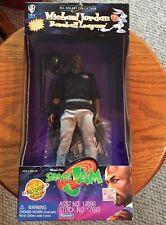 Michael Jordan Baseball Leaguer Figurine: Space Jam