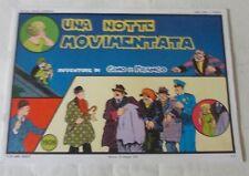 CINO E FRANCO UNA NOTTE MOVIMENTATA (ed. CLUB ANNI TRENTA)