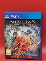 Shadows Awakening Playstation 4 PS4