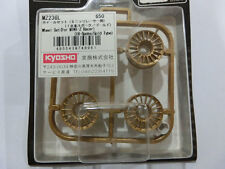 Llantas Wheel gold  Kyosho  Ref. MZ23GL