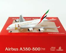 """Herpa Wings 531535 - 1:500: Emirates Airbus A380 """"Year of Zayed"""" - NEU + OVP"""