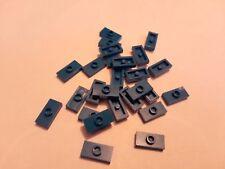 LEGO 1x2 BLUE PLATE WITH 1 KNOB QTY X 25 3794 CITY STAR WARS CASTLE