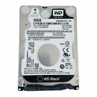 """500GB 2.5"""" 7200RPM 7mm Laptop Hard Drive HDD PS3 PS4 MacBook WD Black WD5000LPLX"""